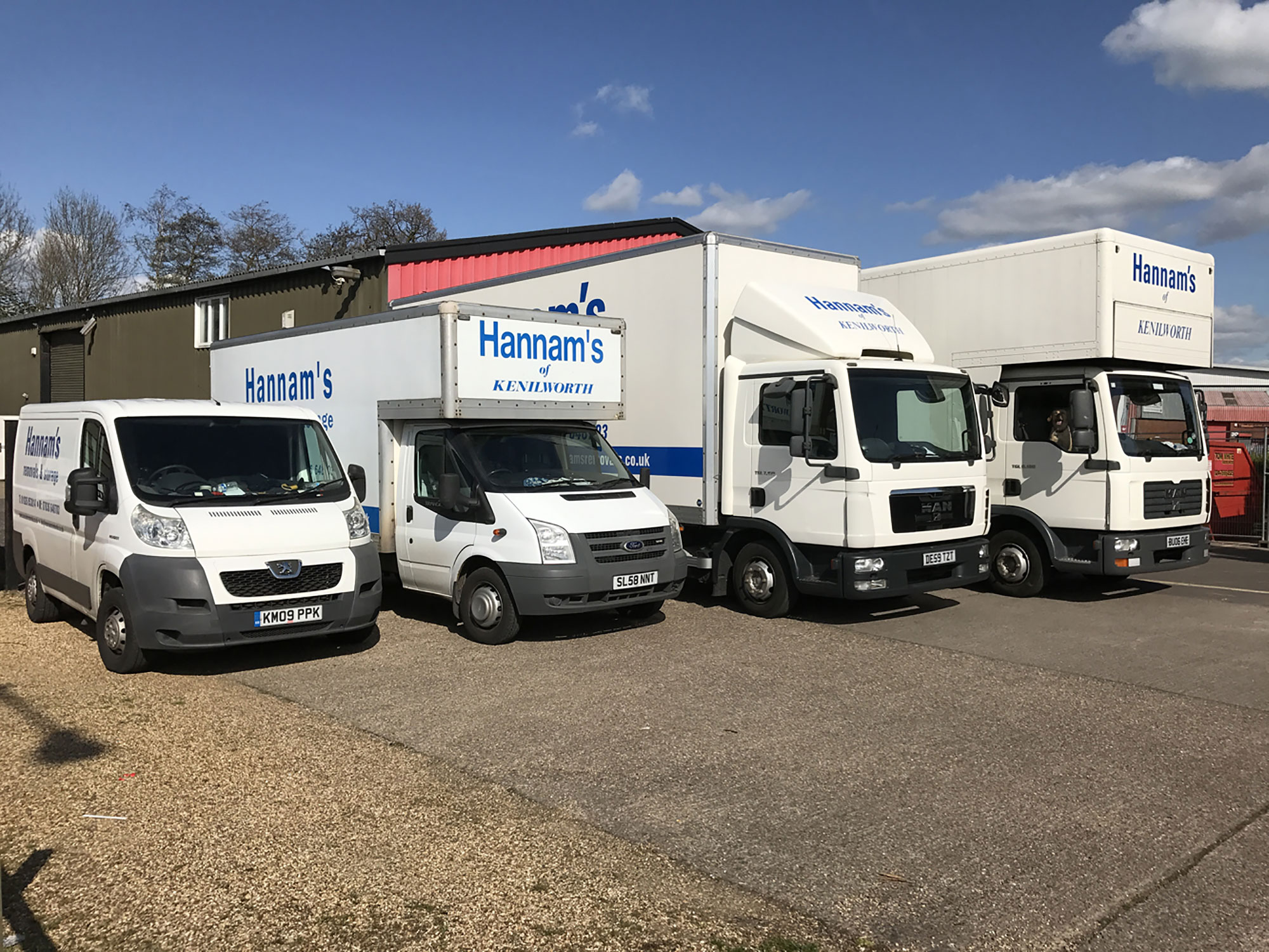 Hannam's Removals